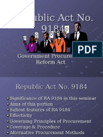 Republic Act No. 9184 for LGUs.ppt