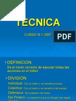 Tecnica