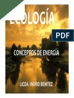 Clase 4 - Conceptos de Energía