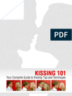 Kissing 101 Your Essential Guide to Kissing
