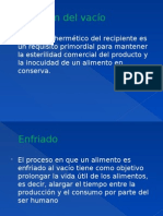 Proceso de Elaboracion de Conservas de Hortalizas