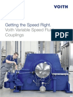 Variable Speed Fluid Couplings_Brochure 2014 (Voith)