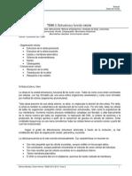 Tema3 Estructura y Función Celular