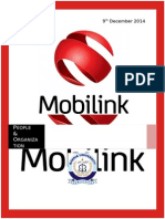 Mobilink Management Report