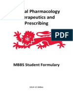 BNF Formularies