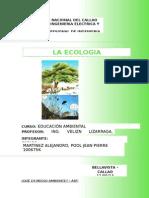 Informe N°1 - Ecologia