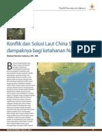 Konflik Dan Solusi Laut China Selatan