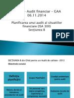 Curs+-+Audit+financiar+2014+-Planificarea-Sectiunea+B+-+ISA+300