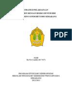 Strategi Pelaksanaan Rbd