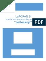 Pemakaian Osiloskop Untuk Mengukur Tegangan AC