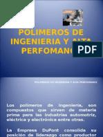 Cap 3 - Polimeros de Ingenieria y Alta Perfomance