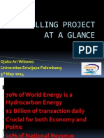 1 Drilling Project at a Glance (Unsri)