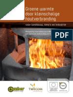 Groene warmte door kleinschalige houtverbranding