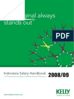 Indonesia Salary 2008
