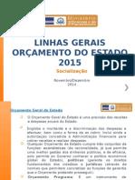 OE 2015 Socialização