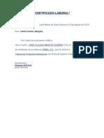 Docem_ejemplo de Certificado Laboral