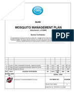 12 Attachment l Mosquito Management Plan