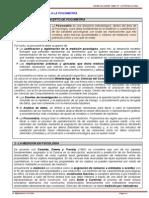 Tema 1 resumen psicometria