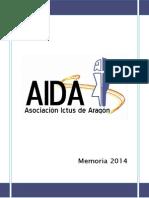 Memoria AIDA 2014
