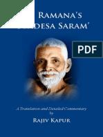 Upadesa Saram by Rajiv Kapur