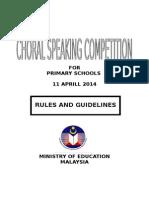 Choral Speaking Skub EDIT
