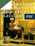 Maalouf Amin - Die Reisen Des Herrn Baldassare