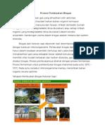 Materi Proses Pembuatan Biogas
