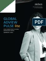 Global AdView Pulse 2013 Q1 LITE