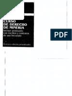 Curso de Derecho Mineria - Samuel Lira Ovalle