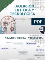 Revolucion Cientifica y Tecnologica