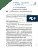 Ley Universidad Internacional de Canarias