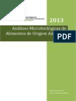 Análises Microbiológicas de Alimentos de Origem Animal  e Água IFTM.pdf
