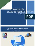 Computación I (clase 2)