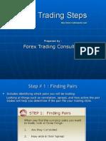 FX Trading Steps