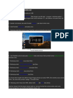 Cara Memformat Flashdisk Melalui Cmd