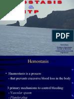 3 Hemostatis, ITP
