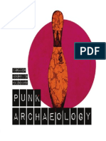 "Joel Jonientz, ""How to Draw... Punk Archaeology"""
