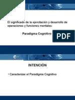 Paradigam Cognitivo Parte Uno