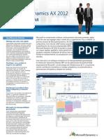 Microsoft Dynamics AX 2012 Preview Spanish