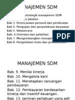Manajemen SDM, Analisa Jabatan