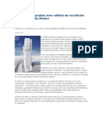 Richard Meier Projeta Novo Edifício de Escritórios Para a Cidade Do México
