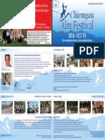 Programm Almfestival 2015