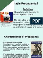 af propaganda overview