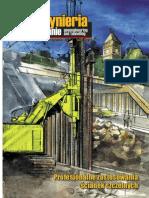 Geoinżynieria i Tunelowanie