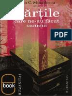 DEMO Mihailescu DanC Cartile Care Ne Au Facut Oameni
