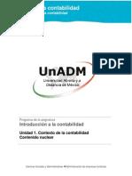 Unidad 1. Contexto de La Contabilidad_Contenido Nuclear