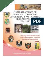 PDC Hvca Plan Estrategico Desarrollo Regional2015