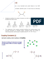 NMR Coupling