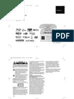 LG BD 390C User Manual