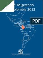 Perfil Migratorio de Colombia 2012
